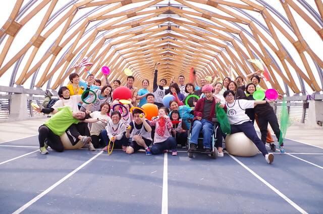 【ソーシャルサーカス】11/2 SLOW CIRCUS SCHOOL(スローサーカススクール)に参加する