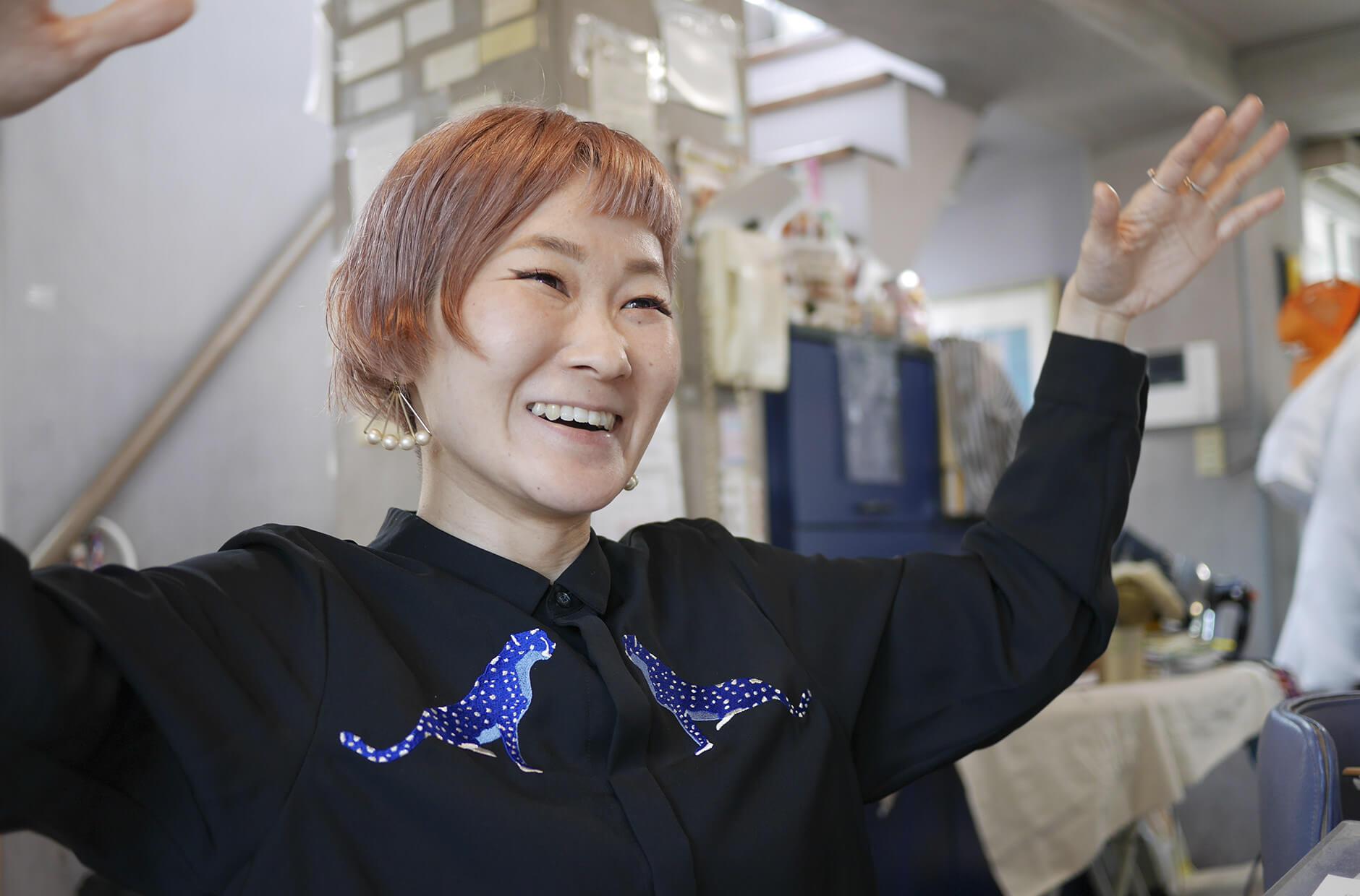 武田 久美子さん 第1回