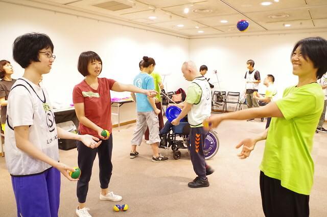【ソーシャルサーカス】9/7 SLOW CIRCUS SCHOOL(スローサーカススクール)に参加する