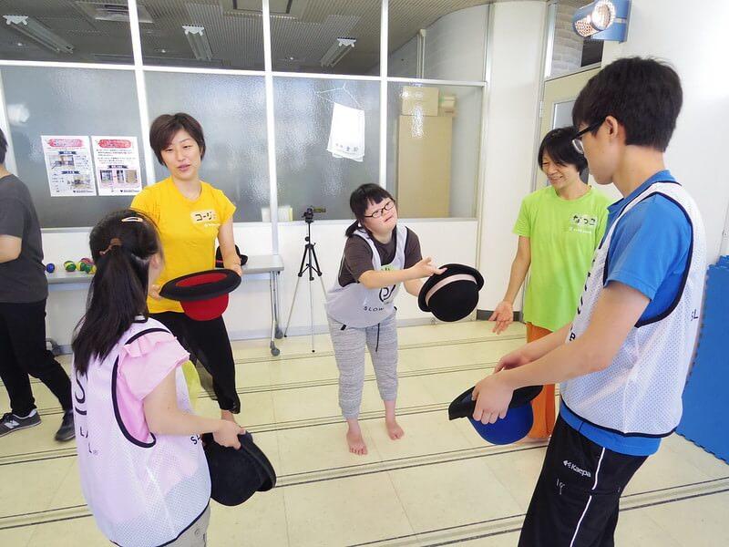 【ソーシャルサーカス】3/7 SLOW CIRCUS SCHOOL(スローサーカススクール)に参加する