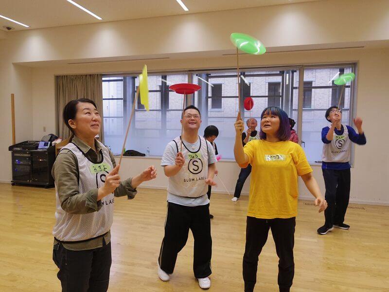 【ソーシャルサーカス】7/4 SLOW CIRCUS SCHOOL(スローサーカススクール)に参加する